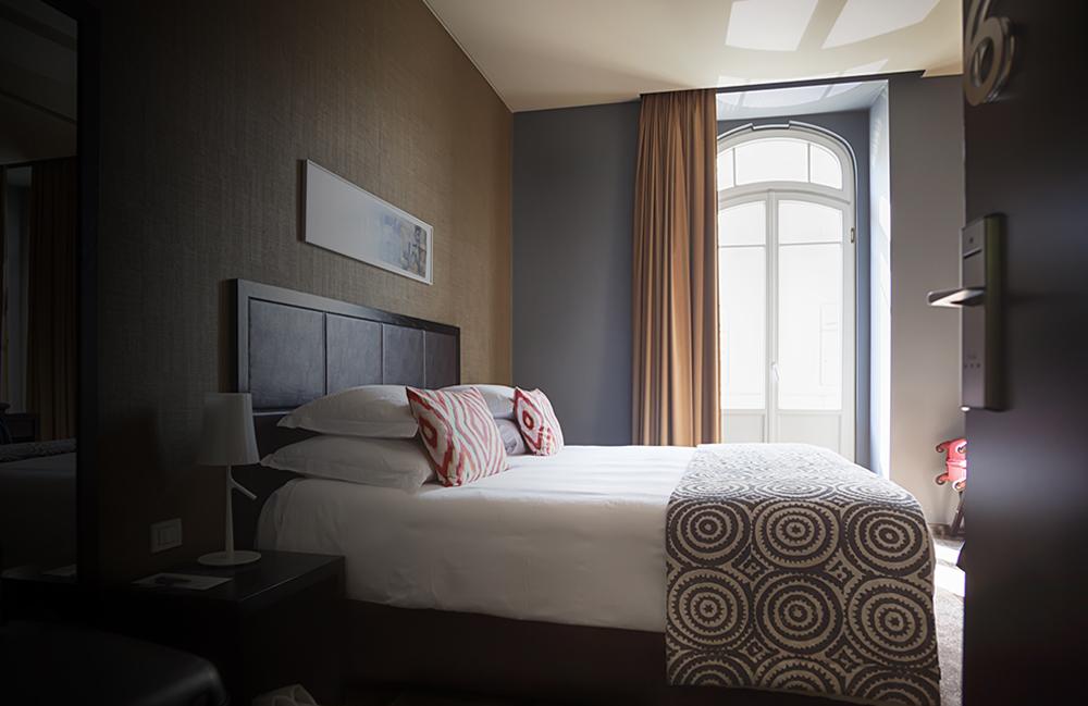 Verotex - Habillage de fenêtres et literie - Hôtels