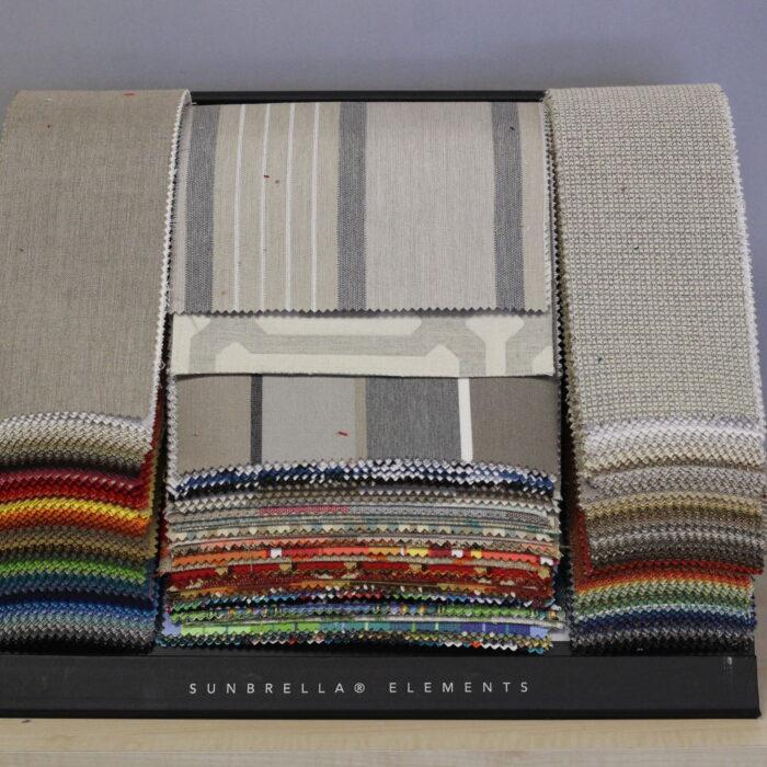 Sunbrella fabric - Sunbrella Elements - Solar resistant fabrics